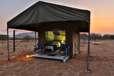 Tendet Adventure Pilanesberg