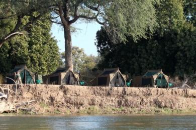 Camping Explorer Kanusafaris