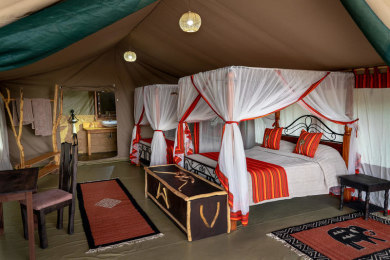 Mara Big Five Camp