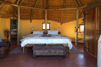 Trans Kalahari Tended Camp