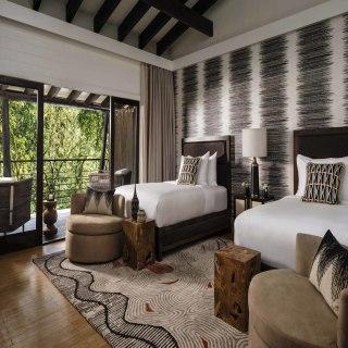 Zweibettzimmer im One&Only Nyungwe House