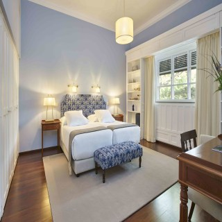 Schlafzimmer im Manor House