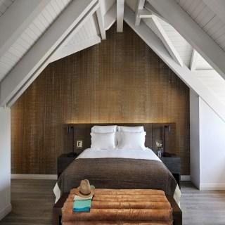 Schlafzimmer der Quinta Duplex