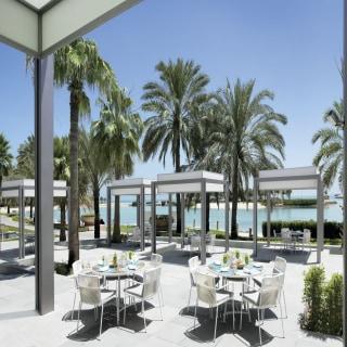 Terrasse des La Med Restaurant