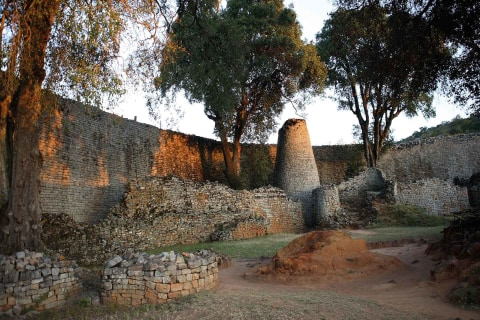 Denkmal-Simbabwe-Reisen