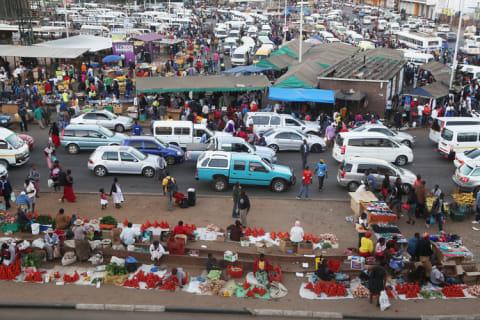 Harare Markt