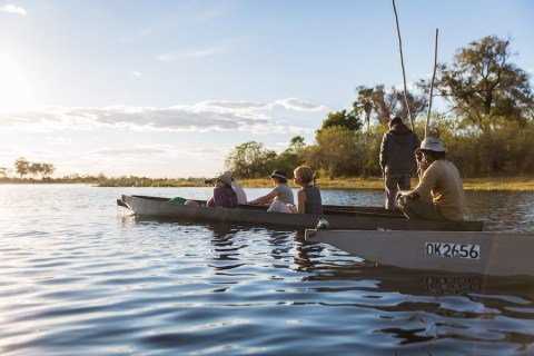 Okavango Delta BW
