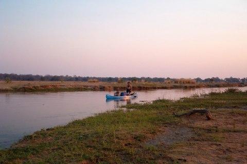 Simbabwe Kanu Safari