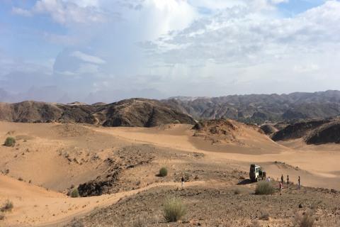 Damaraland Landschaft