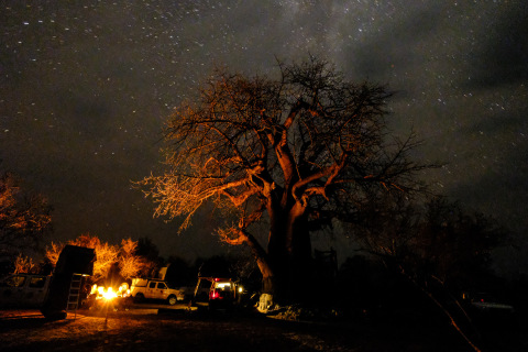 gefuerte Namibia botswana tour