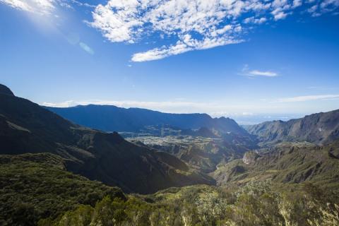 Berge in Cilaos