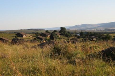Landschaft Reservat