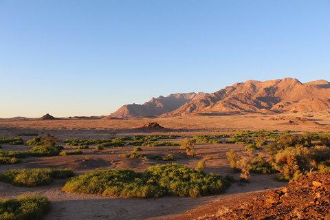 Brandberg in Namibia