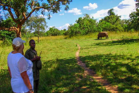 Ziwa Rhino Projekt