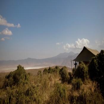 Entamanu Ngorongoro - Nomad Tanzania