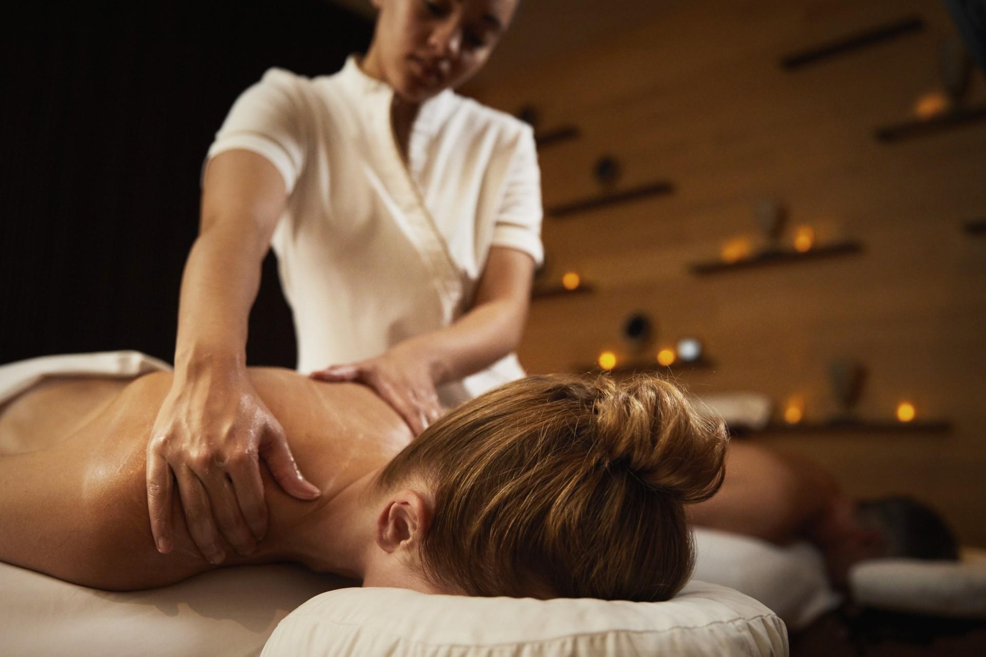 Massage des Chedi Andermatt