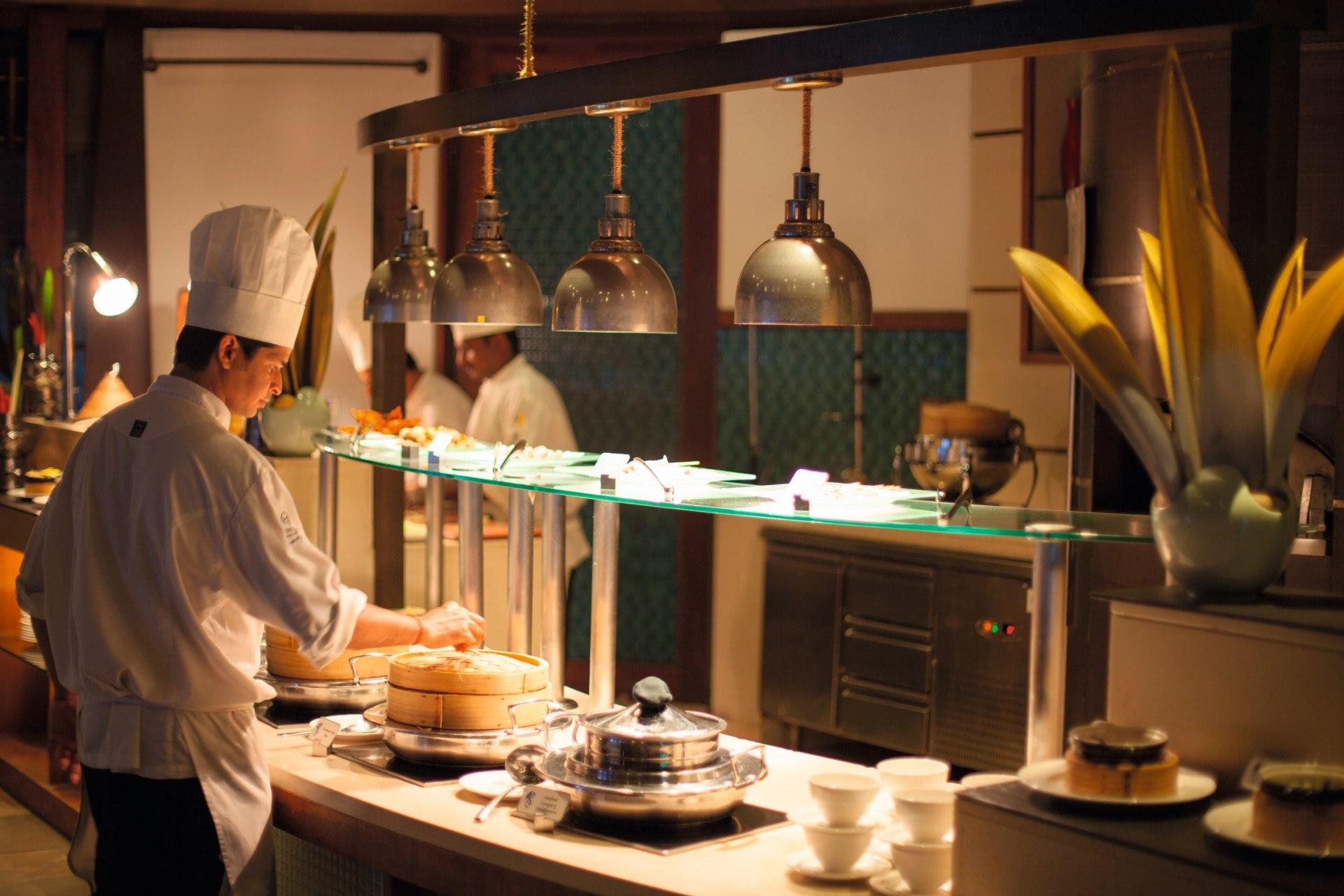 Jahaz Restaurant im Constance Halaveli