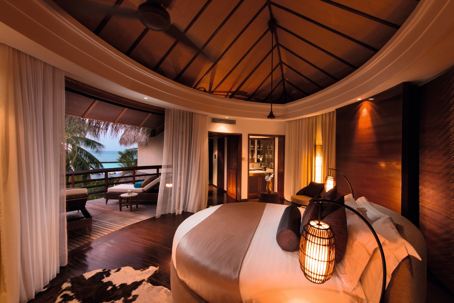 Presidential Suite Schlafzimmer
