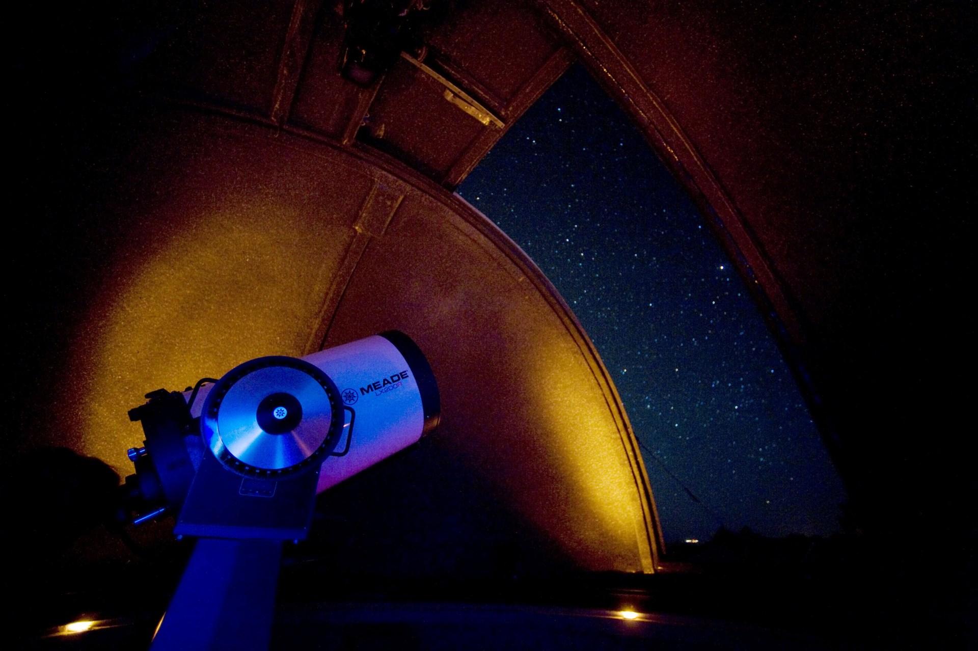 Observatorium des Explora Atacama