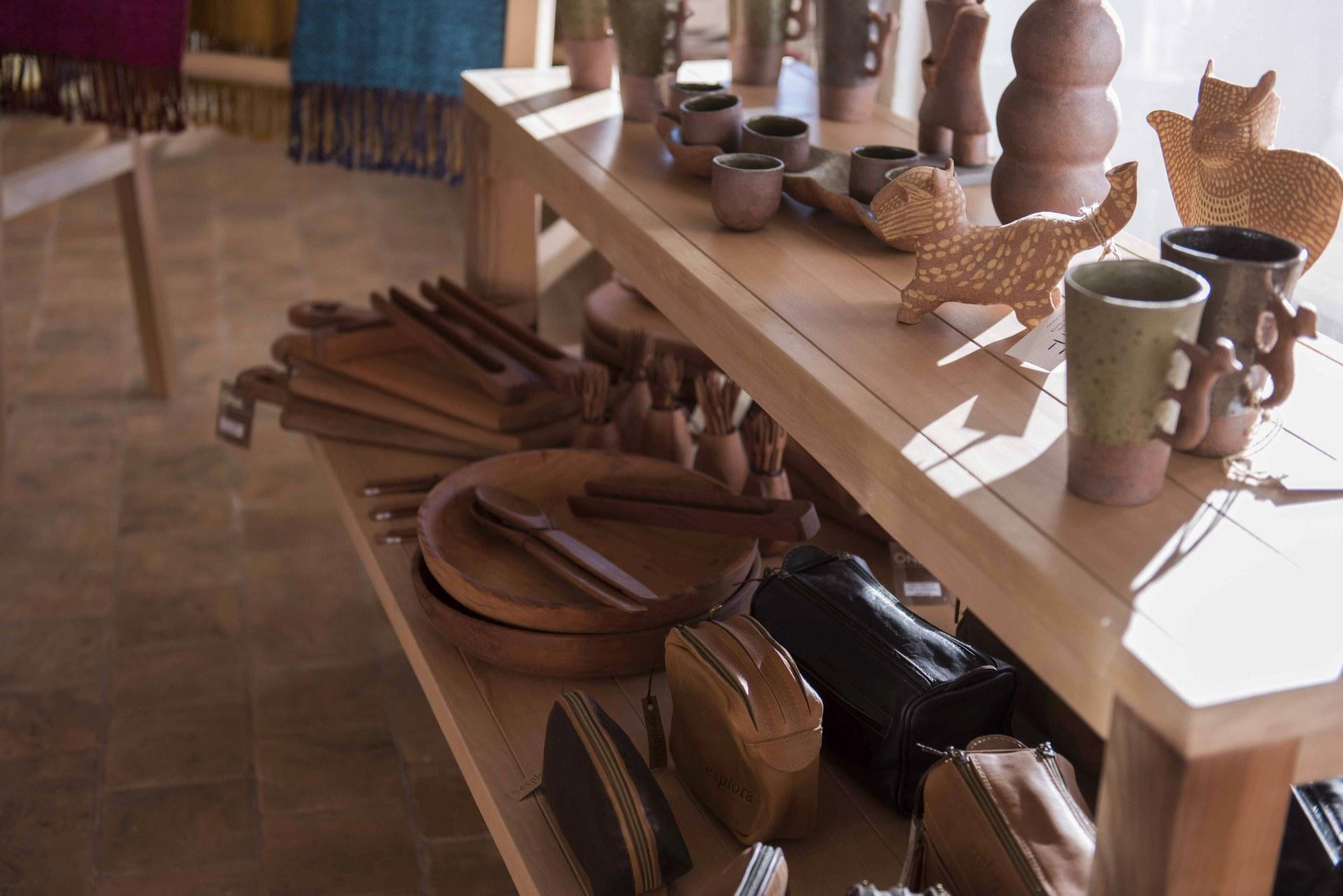 Shop des Explora Atacama