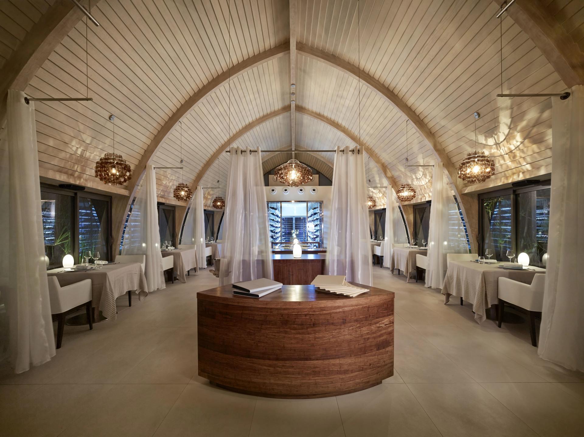 Gourmet Restaurant im The Brando