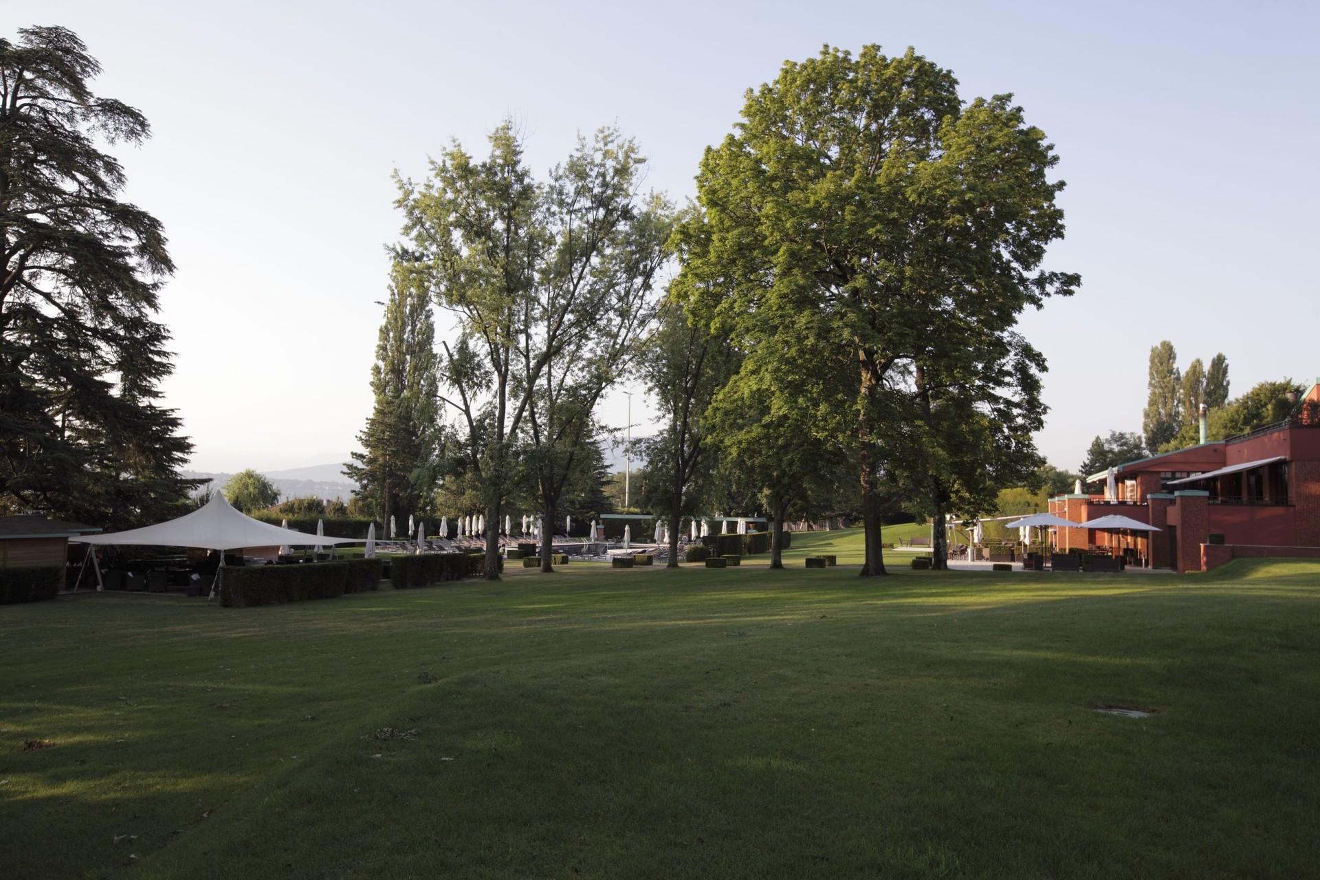 Hotelareal des La Reserve Hotels