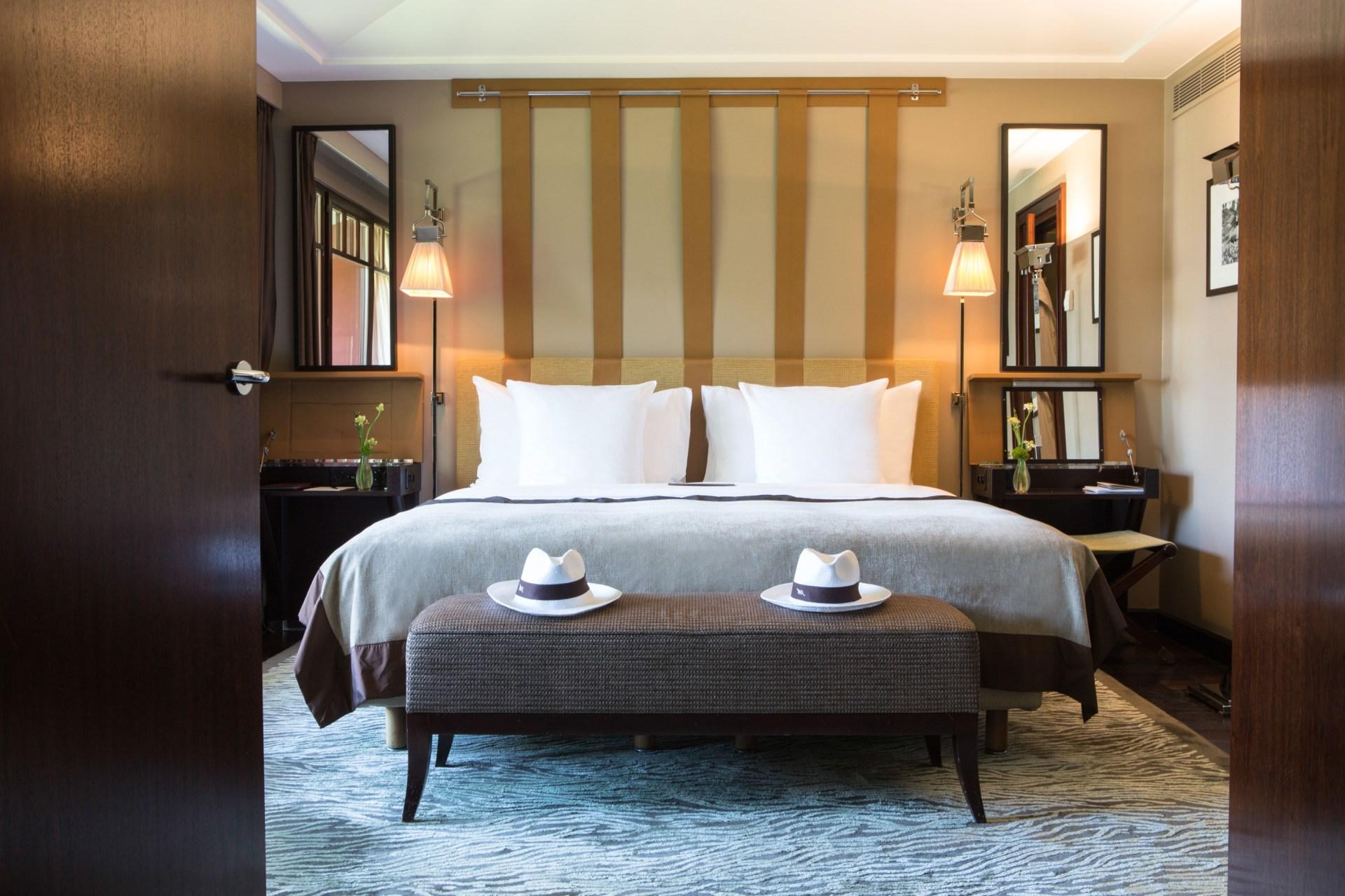 Suite des La Reserve Hotels