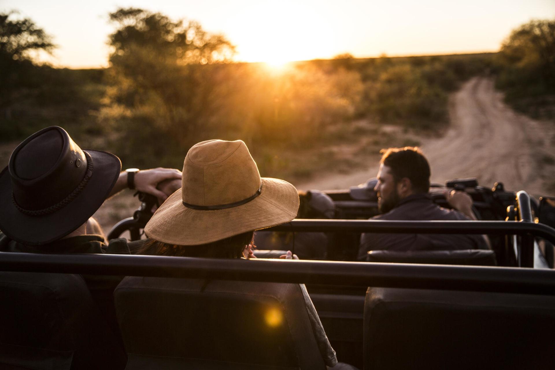 Safari in der Marataba Safari Lodge