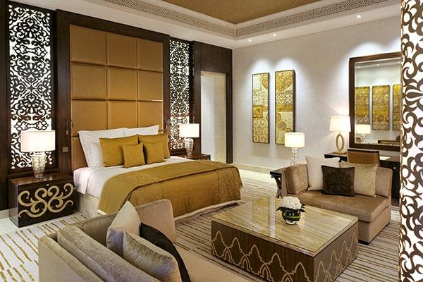 Schlafbereich der Manor Grand Palm Suite