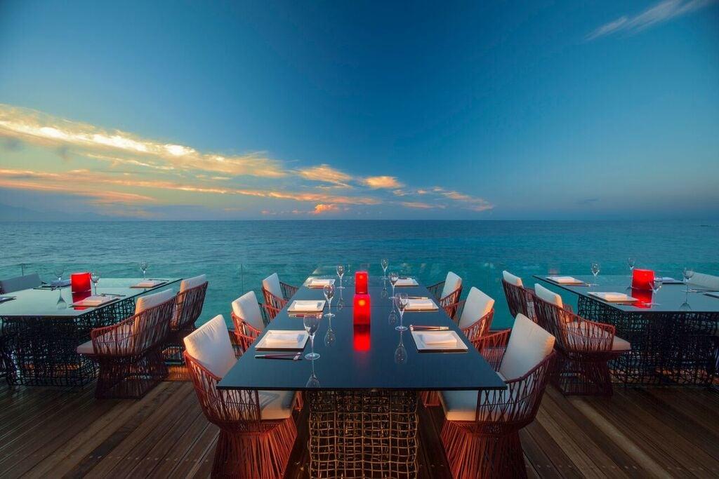Terrasse des Maya Restaurant