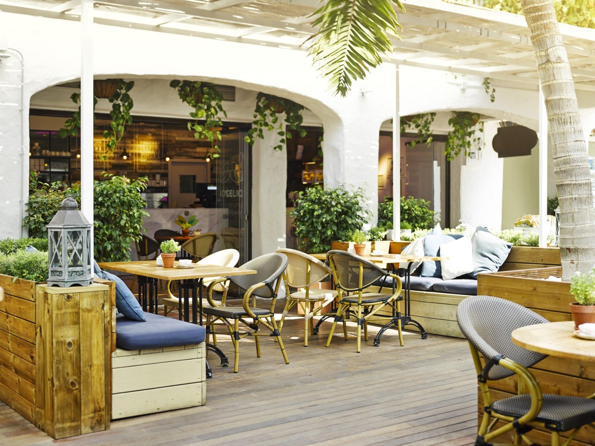 Celicioso Restaurant des Puente Romano Hotels