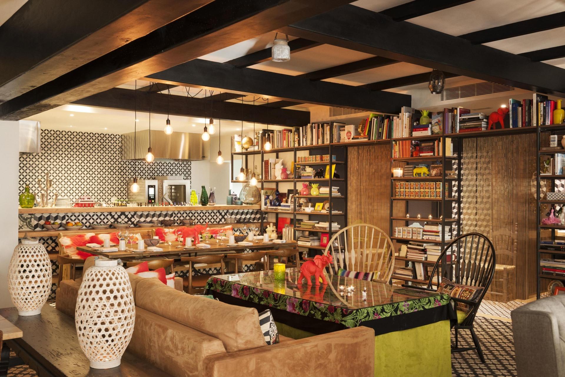 Restaurant Bibo im Puente Romano Hotel