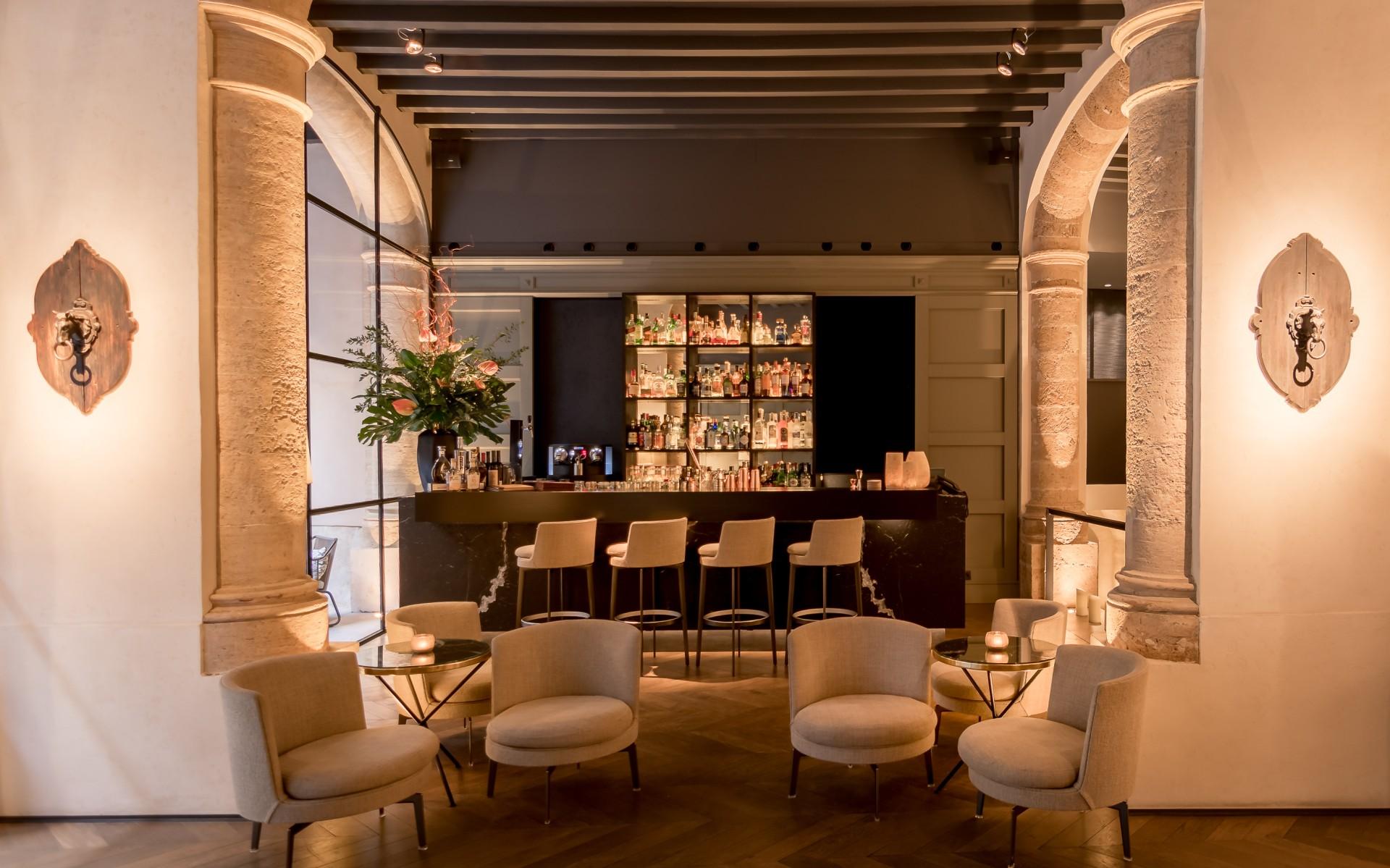 Lobby Bar im San Francesc Hotel