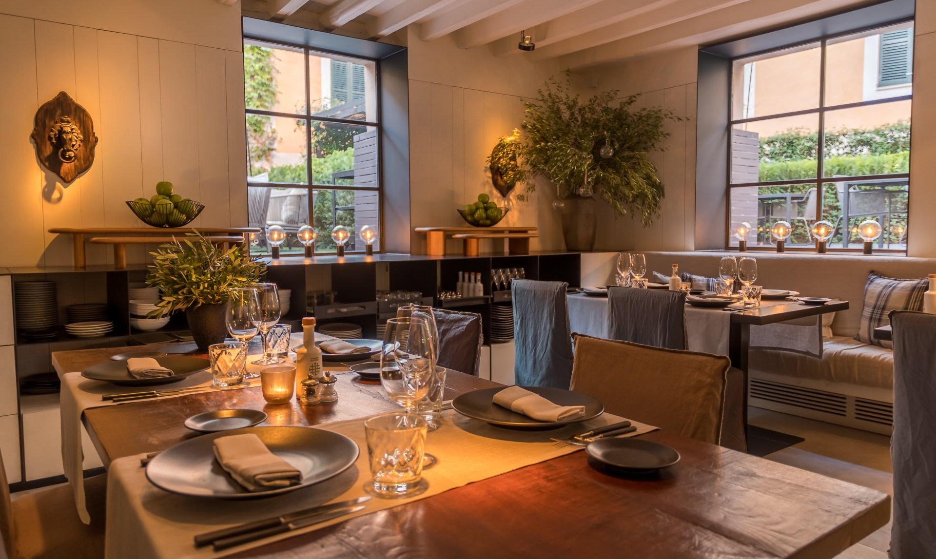 Restaurant des San Francesc Hotels