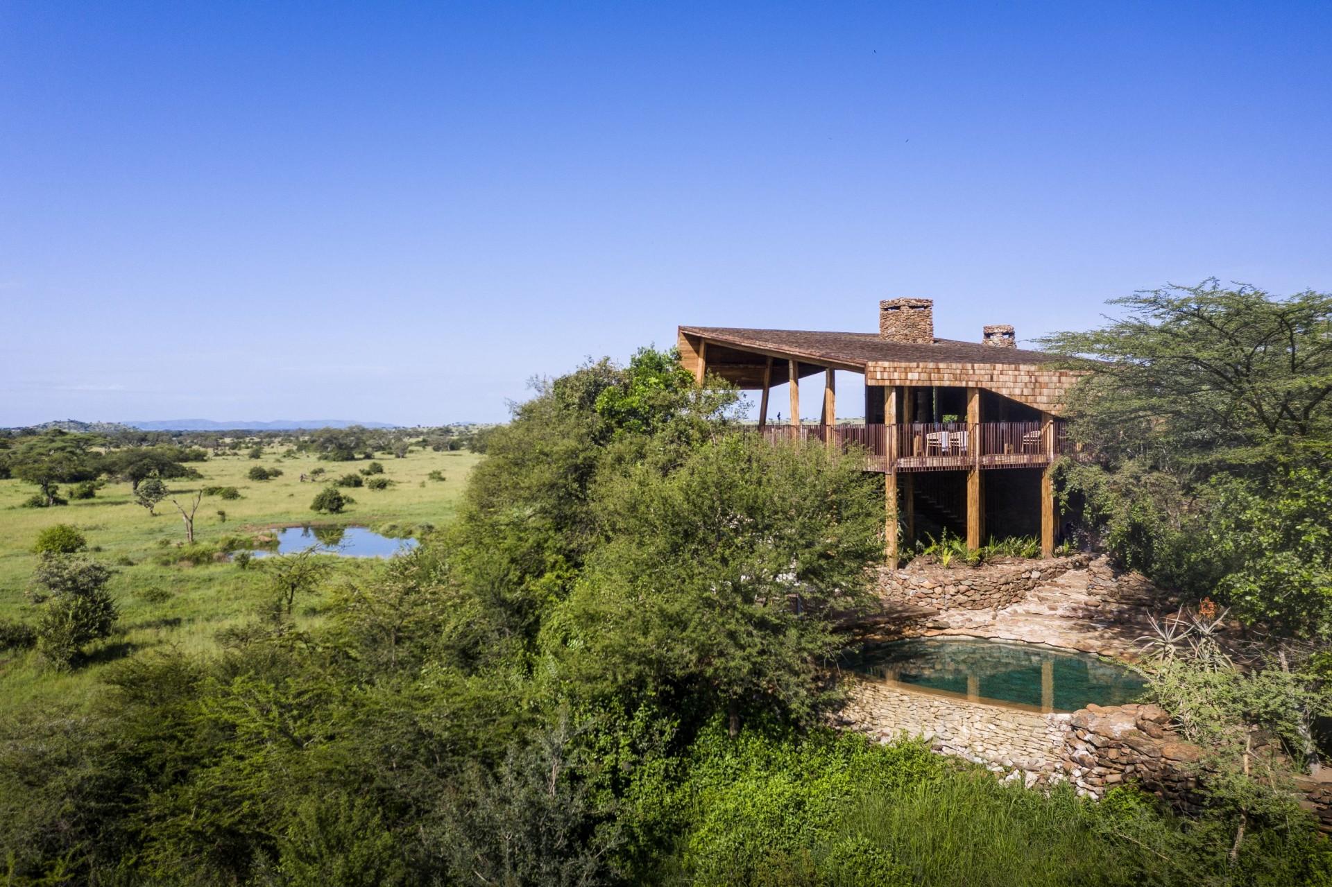 Singita Faru Faru Lodge in Tansania