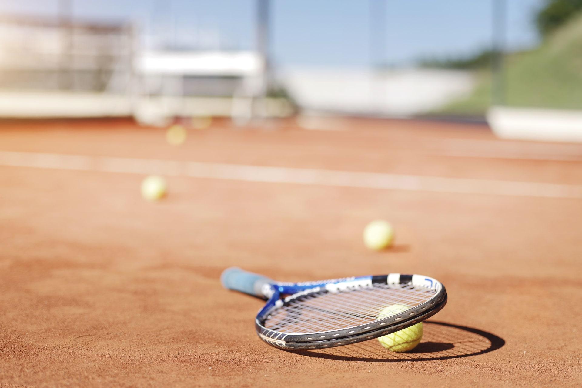 Tennisplatz des Sun Gardens Dubrovnik