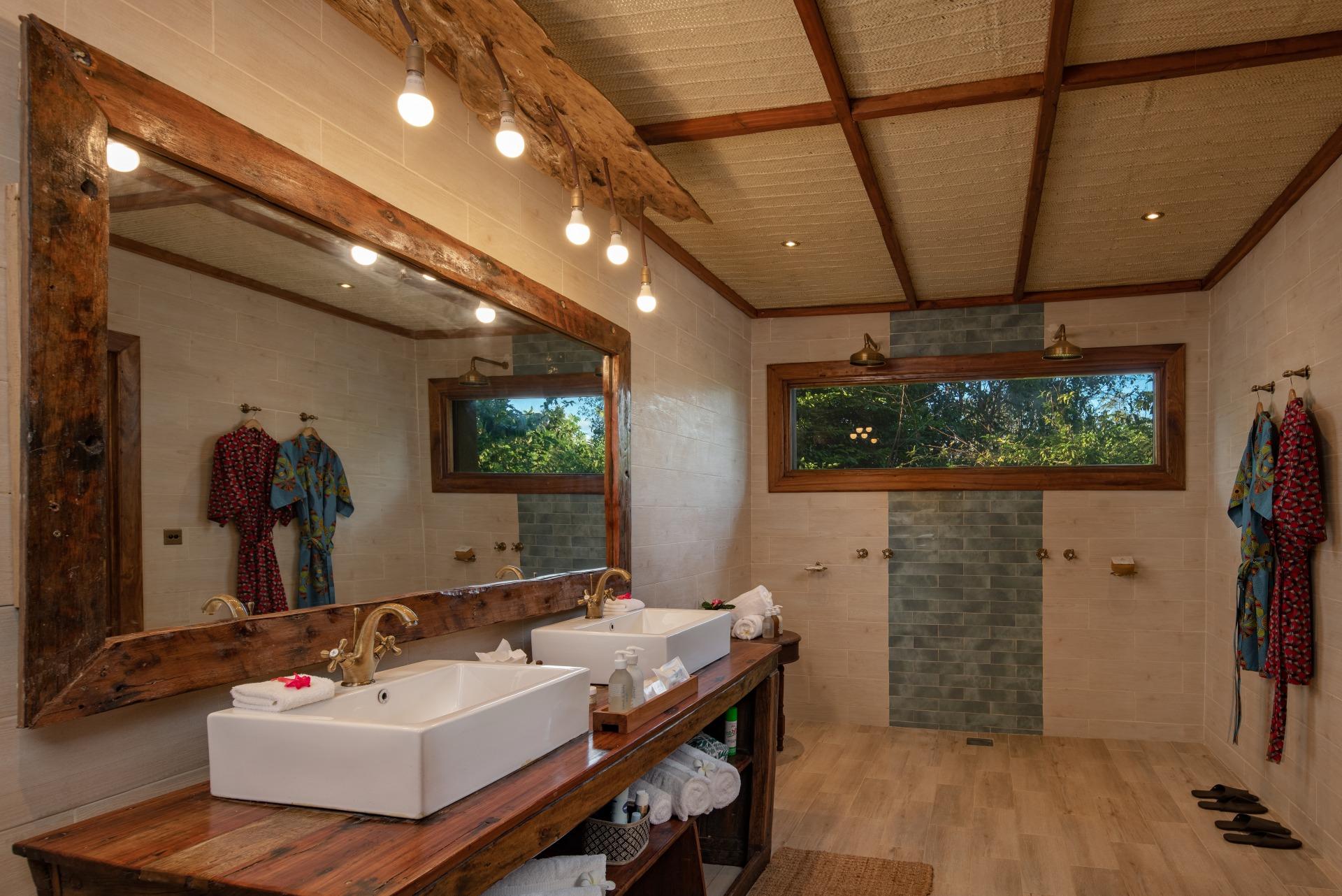 Badezimmer einer Banda