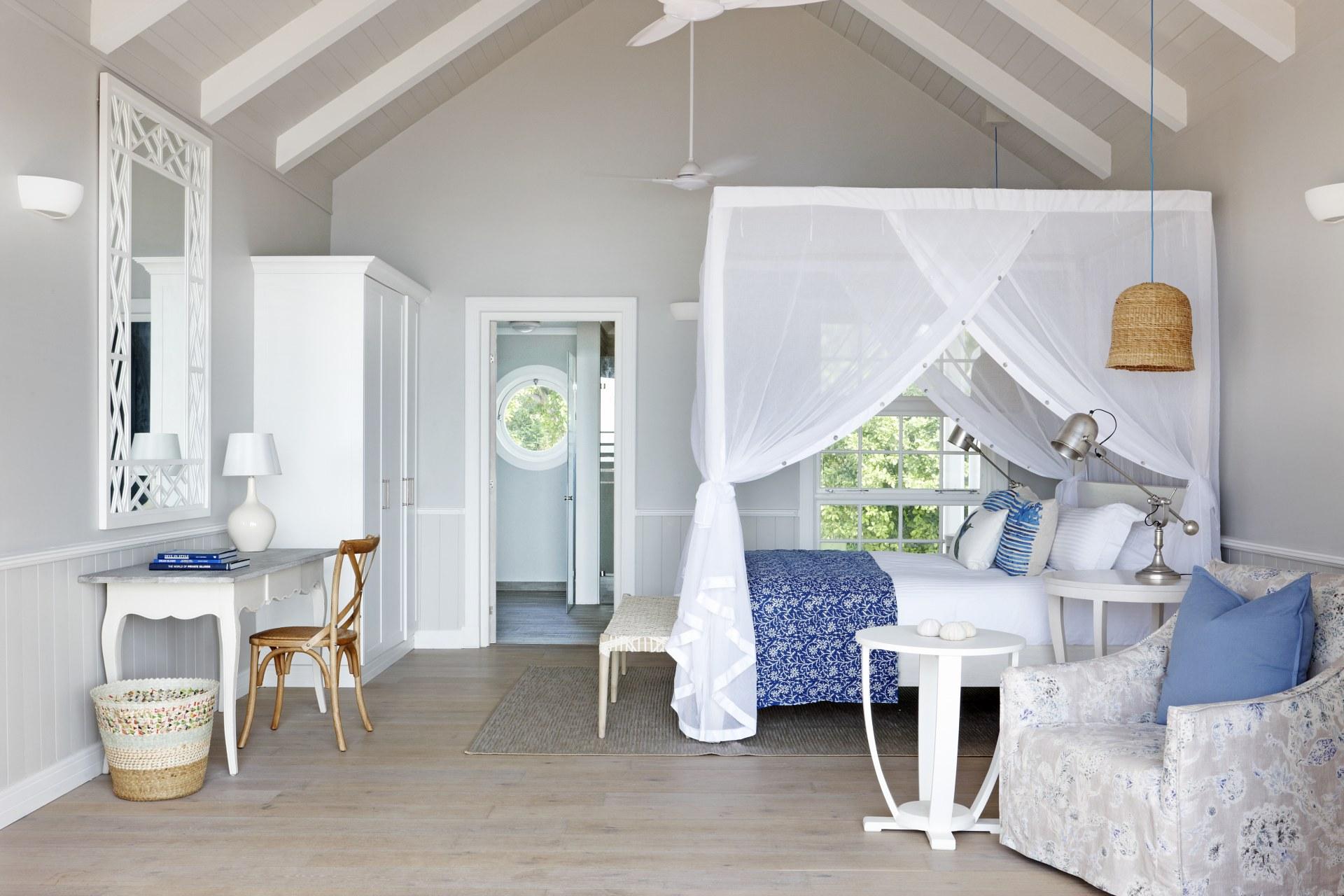Innenansicht Villa Schlafzimmer 2