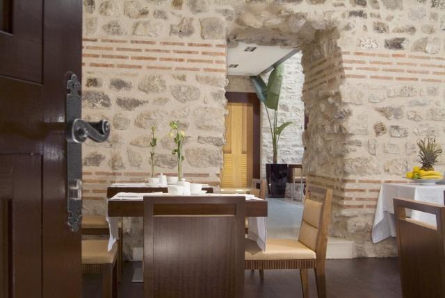 Innenbereich im Restaurant