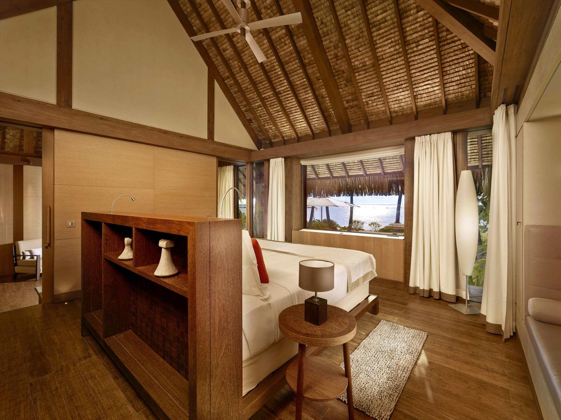 Schlafzimmer des Brando