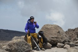 Timo Kilimanjaro lemosho Route