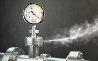דליפת גז