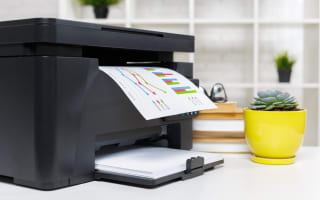 מדפסת לייזר צבעונית