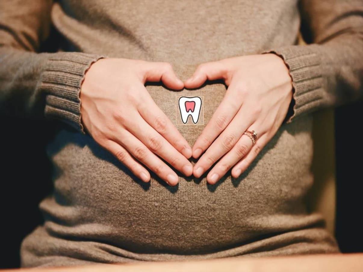 טיפול שיניים בהריון