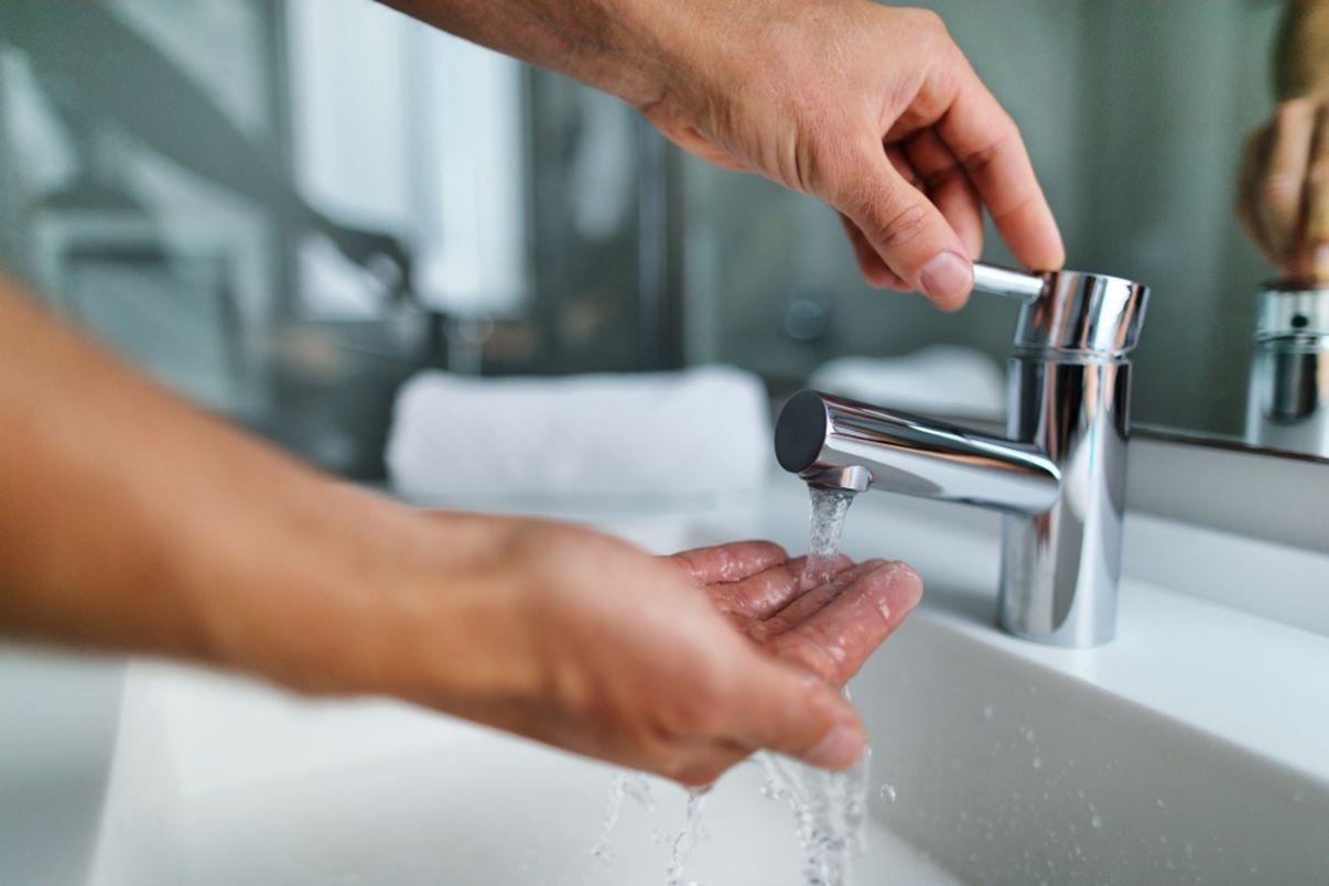 הגברת לחץ מים
