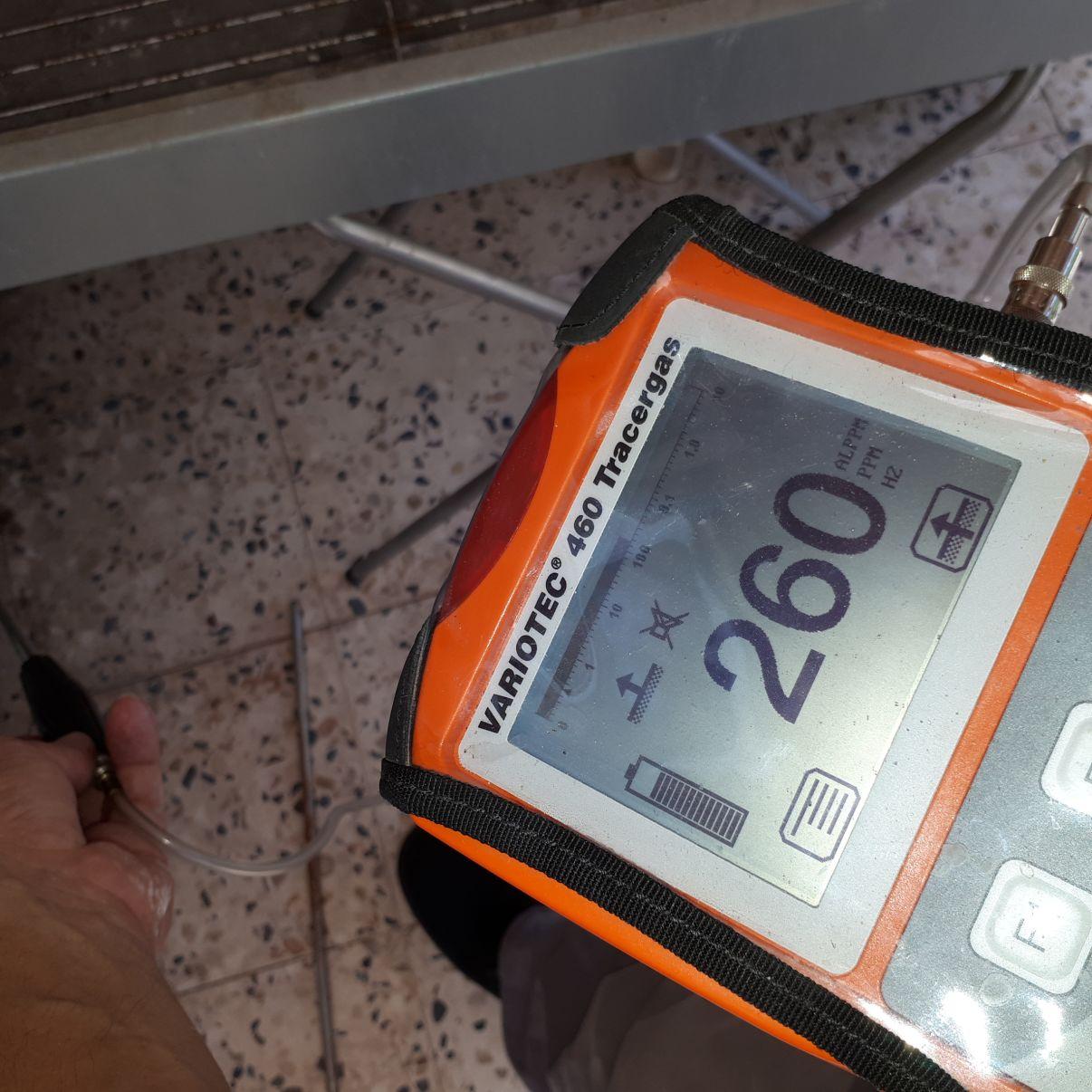 מדהים איתור נזילות מים - עופר מולכו - מומחה לאיתור נזילות ללא הרס. UT-06