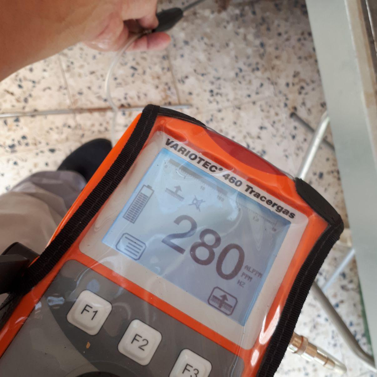 בלתי רגיל איתור נזילות מים - עופר מולכו - מומחה לאיתור נזילות ללא הרס. YK-82