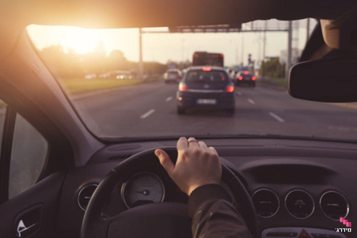 לימוד נהיגה