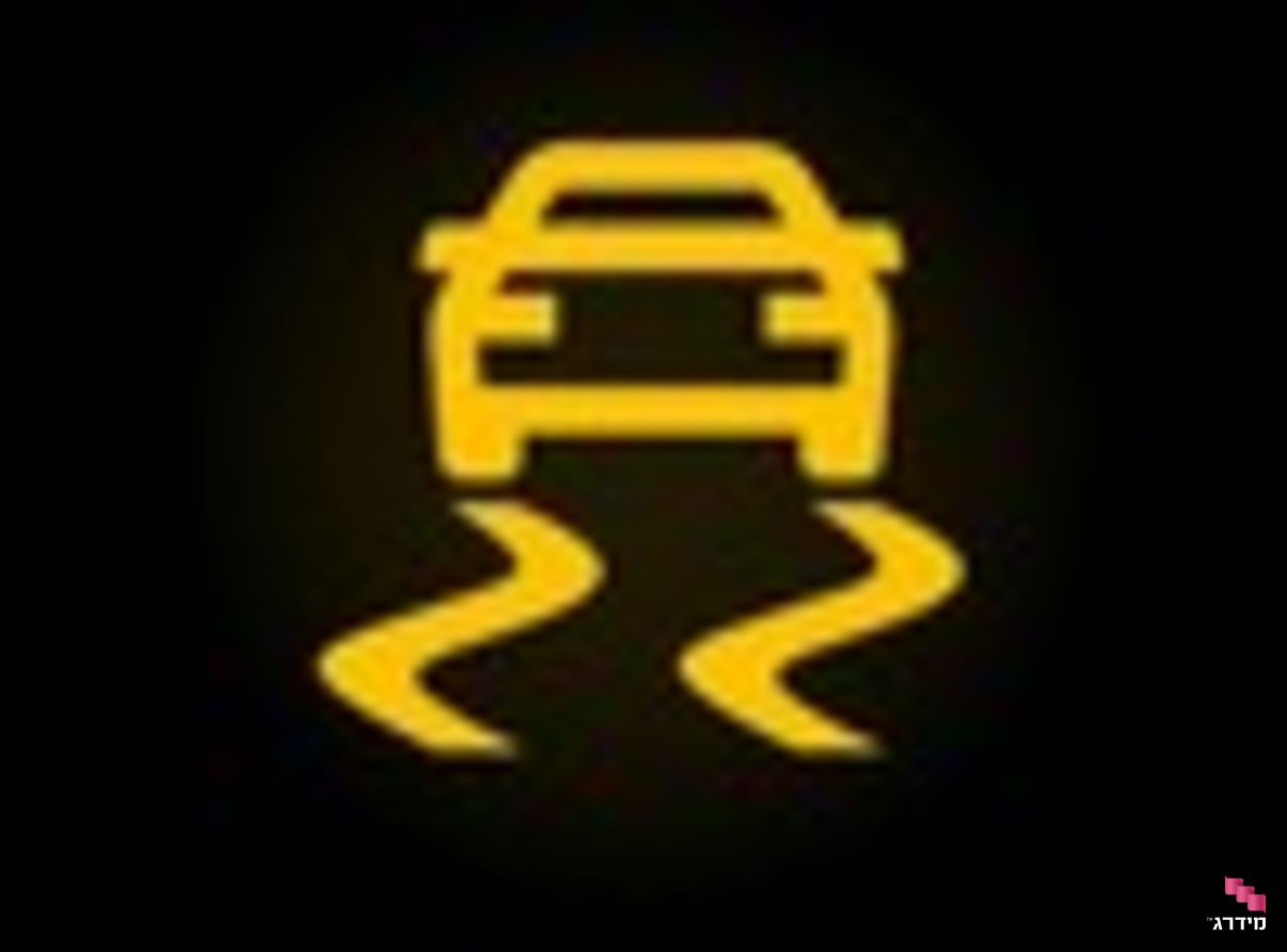 נורות אזהרה ברכב  ESP
