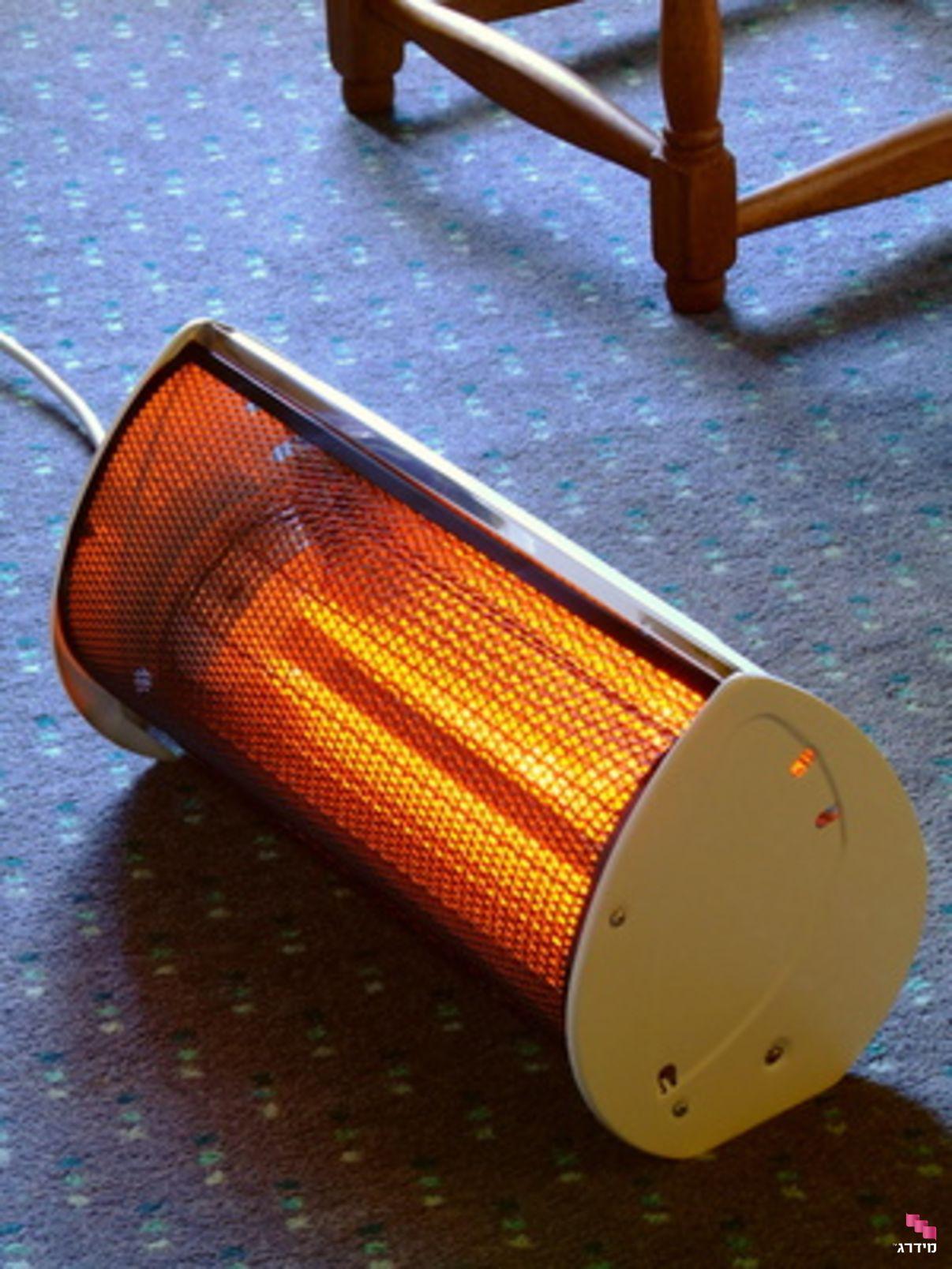 חימום הבית בתנור ספירלה